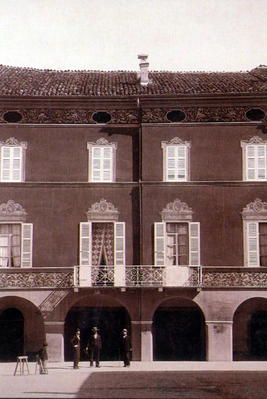 Verdi 200 for Casa artigiana progetta il maestro del primo piano