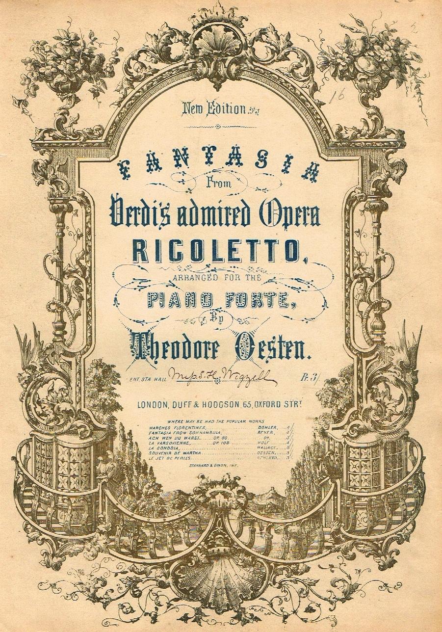 Giuseppe Verdi - Giovanni Martinelli - Al Nostri Monti -